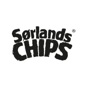 Sørlandschips logo